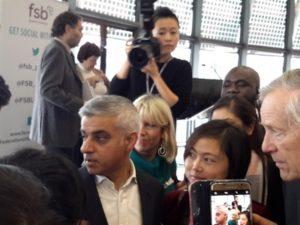 Mayor of London Dec 2017