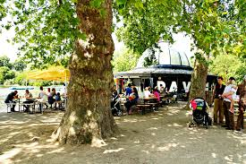 London East-end Cafs - Cafe by the Serpentine